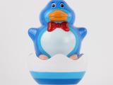 贝乐康婴幼儿水陆两用益智音乐不倒翁 宝宝洗澡戏水玩具 0-1岁