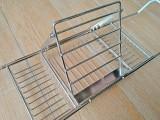 廠家專業生產浴缸專用304不銹鋼浴缸架 帶書架浴缸架
