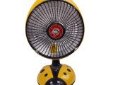 批发满家乐9寸甲壳虫两档取暖器双石英管暖风机桌面小太阳电暖器