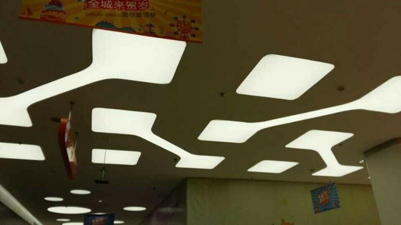 阿拉尔市超薄灯箱软膜天花价格 金城软膜天花厂家