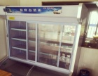 9.9成新1.5米展示冰柜转让