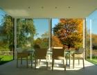 加入庭院阳光房品牌 拓邦门窗拥有多项国家专利