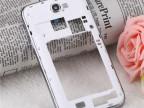 热卖Samsun手机后壳中框 NOTE2手机电池保护后盖 三星手机壳 批发