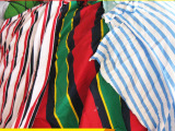 彩色特价棉杂大机 全棉擦机布布头 家纺服