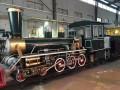 暖场道具复古火车头主题 出租出售
