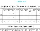展鸿2017年苍南县事业单位笔试培训辅导简章