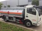 达州五吨油罐车一般用什么底盘面议