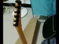 玩金属很猛的EXP电吉他95新低价清仓原厂拾音器可试听音色