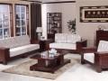 厦门木言木语1+2+4中式组合沙发,卯榫结构不开裂不变形