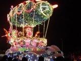 花灯是中国古代传统文化的产物,兼具生活功能与艺术特色