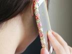 金属边框iPhone5水钻边框 珐琅陶瓷边框金属 镶钻手机边框壳套