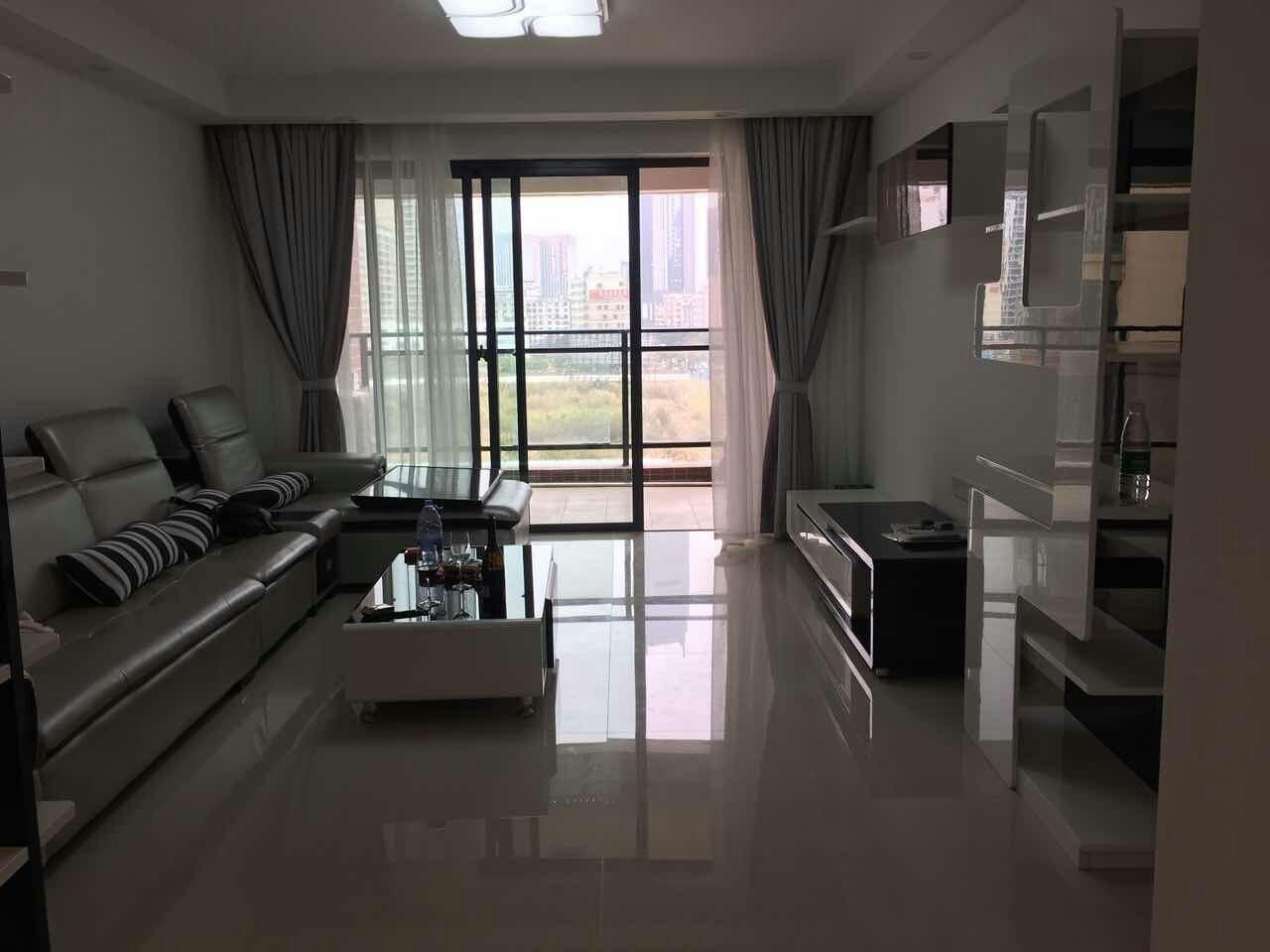 淡水 尚诚世家3室2厅 豪华装修 真图有效鸿江尚城世家