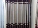 2014新款窗帘布高档家居装饰韩式烫金遮光窗帘布厂家直销可定制