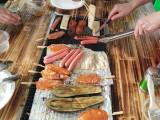 国庆和朋友们欢聚,推荐武汉户外烧烤的好地方 适合同学班级聚会