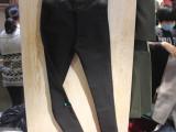 2014秋冬新款韩版女式打底裤加厚纯色长裤百搭修身铅笔裤拼接裤子