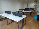合肥电脑桌,组合隔断桌,办公桌椅办公家具厂家定制出售