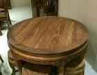 刺猬红木家具:圆桌