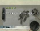 中央广播电视大学 刘学惟国画山水14讲7DVD