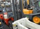 杭州合力3.5吨旋转圆夹包二手叉车/二手废纸夹包机3年1万公里2.5万