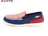 正品老北京布鞋秋季新款潮女单鞋帆布单鞋玛丽女鞋低帮鞋