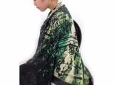 围巾设计,浙江围巾设计公司-汝拉服饰 曾参与巴黎时装周走秀