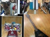 金属音乐平台专业现代乐器培训