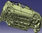 无锡三维扫描仿行数模 SolidWorks建模画CAD图