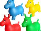 充气pvc玩具 加厚跳跳马厂家直销 欢迎订做 儿童跳跳鹿