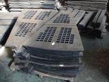 高耐磨橡胶衬板--球磨机格栅板