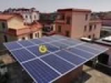 佛山太阳能发电-西樵陈先生5.5KW-德九新能源
