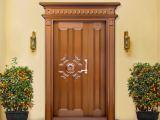 铜门-电动铜门