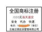 1000元全国接单注册商标