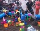 低价转让儿童决明子沙滩玩具设施一套