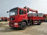 广东珠海8吨随车吊价格多少钱 厂家直销