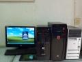 办公台式电脑多套甩卖,价格便宜,性能稳定