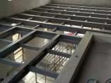 专业安装钢结构隔层制作承接改造露台扩建制作图