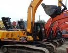 太原挖机市场,直销二手三一215 235和365-9挖掘机