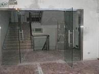 苏州桥维修玻璃门技术