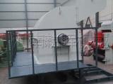 鄂尔多斯大型木材切片机-大型树枝粉碎机厂家供应