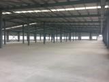 沌口开发区军山科技产业园旁三楼300~3700平米厂房出租