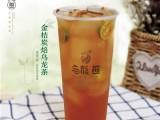 广州想开茶饮加盟店,乌龙煎黑龙茶知名度很大