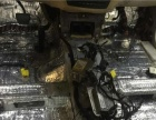 济南宝马X6汽车音响改装 全车赛轮科特隔音 进口材料 更环保