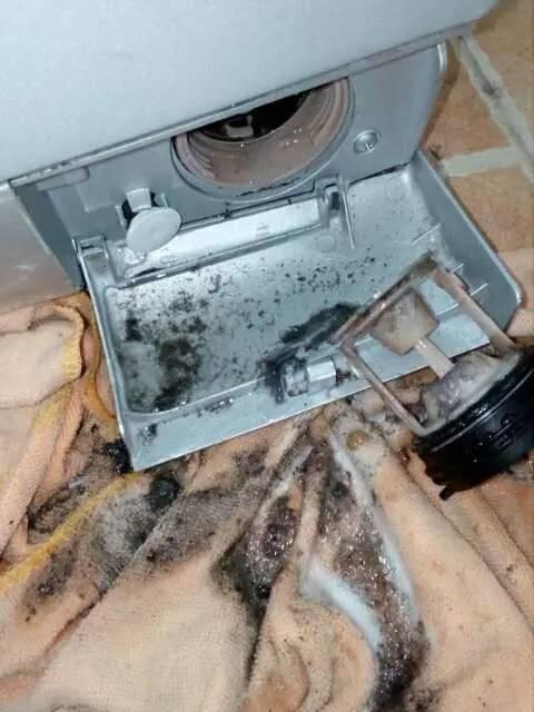 洗衣机深度清洗 济宁邦洁家电清洗专家