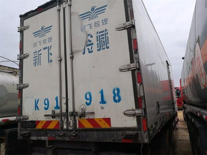 东风商用车东风天锦载货车东风天锦单桥冷藏货车