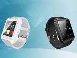 现货 批发 安卓智能手表手机 智能手表蓝