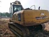 宁波个人二手挖掘机 小松200直喷 好车不等人