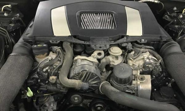 奔驰S级2008款 S 350 L 3.5 自动 豪华型(进口) 精品豪华轿车!