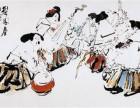 王西京字画哪里有权威的专家老师