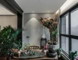 美的家装饰全案设计 北岸江山美式风格实景案例