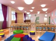 重庆幼儿园设计 幼儿园装潢装修 幼儿园设计施工 认准爱港装饰